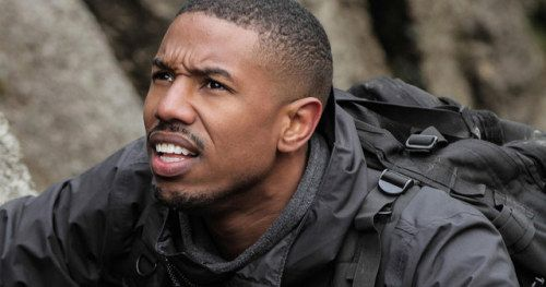 Michael B. Jordan Takes on Tom Clancy's Rainbow Six Movie