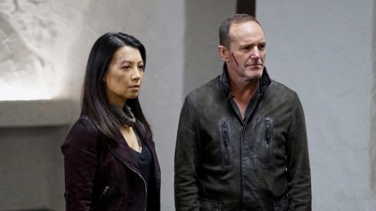 Photos from the Next Two Episodes of Agents of SHIELD
