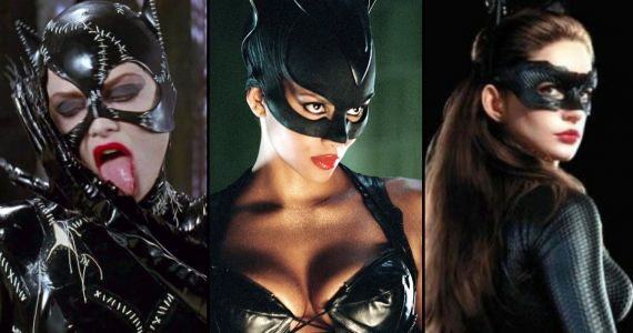 Halle Berry's Catwoman Is More Popular Than Pfeiffer & Hathaway in New Poll