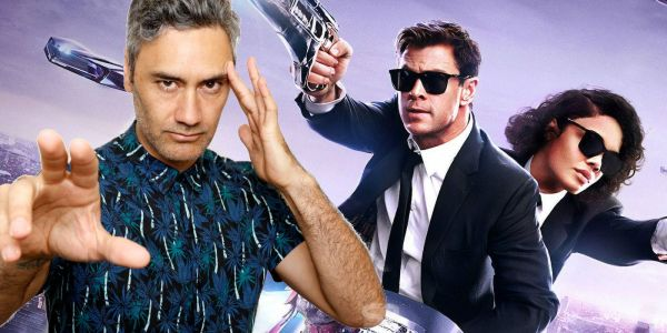 Taika Waititi Hypes Men In Black: International As Thor 4