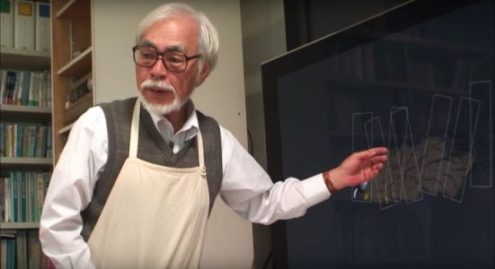 'Never-Ending Man: Hayao Miyazaki' Clip: The Legendary Anime Filmmaker Works With His First CG Creation