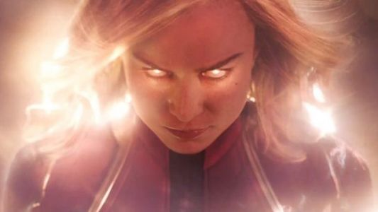 The Very First CAPTAIN MARVEL Trailer Is Here