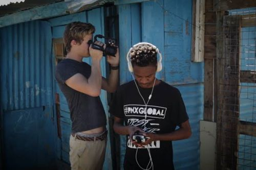 Nathan Pfaff Talks With Us About 'Film School Africa'