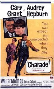 CHARADE: The tale of four men and the woman that loves him