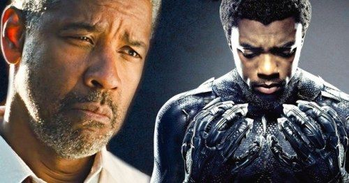 Denzel Washington Admits Black Panther Brought Him to
