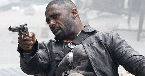 Idris Elba Takes on Jay-Z's Revenge Western The Harder