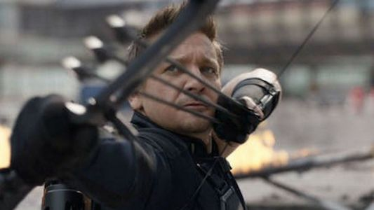 Jeremy Renner's Hawkeye Suffers Damage in Avengers 4 Set Photo