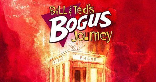 Bill & Ted's Bogus Journey Limited Edition Steelbook