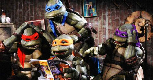 New Teenage Mutant Ninja Turtles Movie to Shoot Before the End