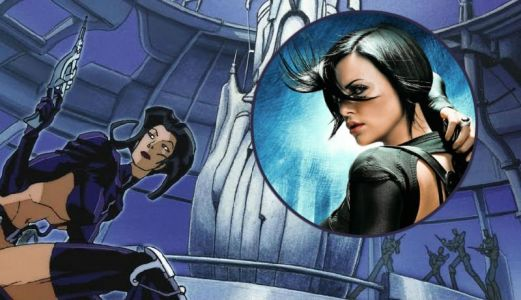 MTV Developing Aeon Flux Live-Action Reboot
