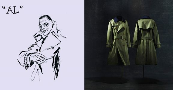 Dress Like an Intellectual Icon with Japanese Coats Inspired by the Wardrobes of Camus, Sartre, Duchamp, Le Corbusier & Others
