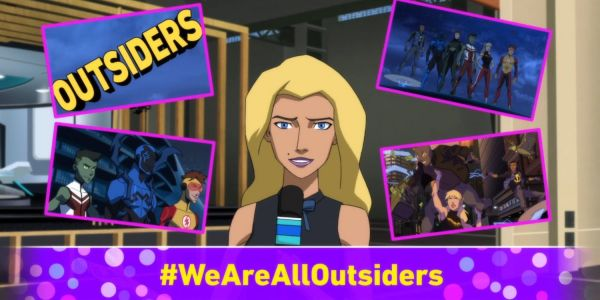 Young Justice's Outsiders Are Out-Trending The Justice League