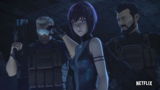 Ghost in the Shell: SAC 2045 Trailer Previews Netflix's New Anime Series