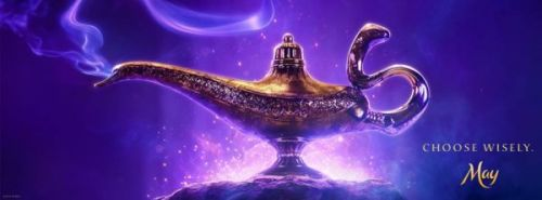 Trailer of Aladdin starring Will Smith, Mena Massoud, and Naomi Scott