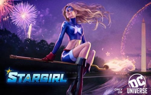 A 'Stargirl' TV Show is Coming to DC Universe, Written By Geoff Johns
