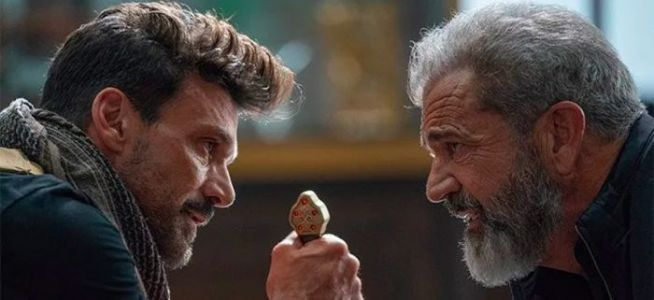 'Boss Level', a Joe Carnahan Time Loop Movie Starring Frank Grillo and Mel Gibson, Heads to Hulu