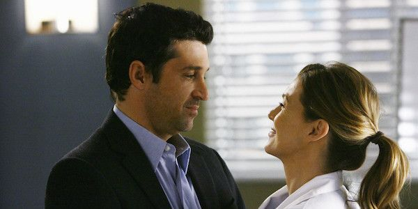 Why Grey's Anatomy Star Ellen Pompeo Wasn't So Worried About Patrick Dempsey Leaving The Show