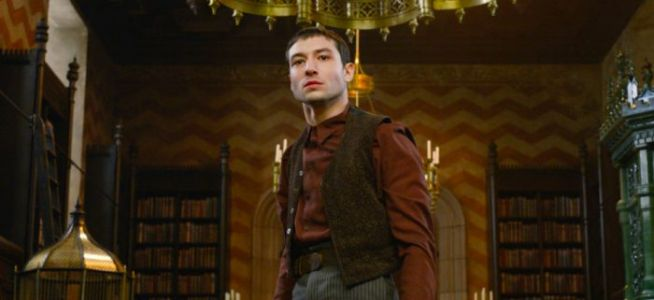 That Big 'Fantastic Beasts: The Crimes of Grindelwald' Twist is True, According to Ezra Miller