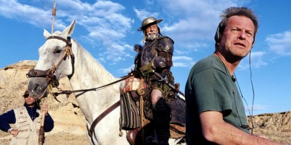 Here's Your First Look At The Man Who Killed Don Quixote