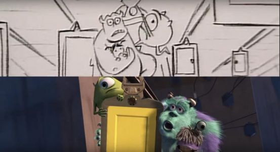 The Morning Watch: 'Monsters Inc.' Storyboard Comparison, Vanity Fair's 'Star Wars' Recap & More