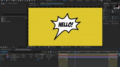 How to Use the New Responsive Design Feature in After Effects 2019
