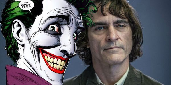 Joker Movie: First Look At Joaquin Phoenix In Full Clown Makeup