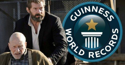 Hugh Jackman & Patrick Stewart Set Guinness World Records