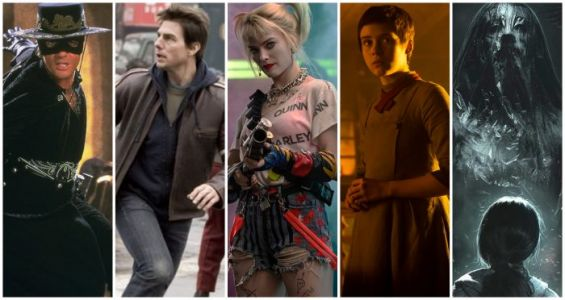 New On Blu-ray and Digital: 'Birds of Prey', 'War of the Worlds', 'The Mask of Zorro', 'Gretel and Hansel', 'Tigers Are Not Afraid'