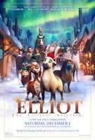 Review: Mediocre storytelling grounds animated 'Elliot: The Littlest Reindeer'