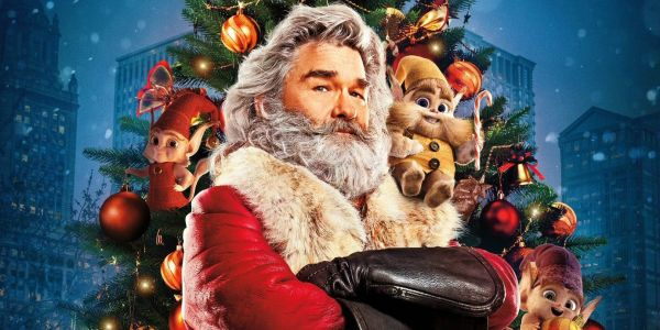 Kurt Russell Is Santa Claus in Netflix's Christmas Chronicles Trailer