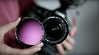 Watch: Using Filters to Make Your Work Look More Professional