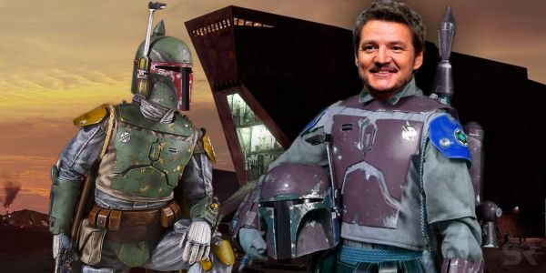 Star Wars: The Mandalorian Casts Pedro Pascal