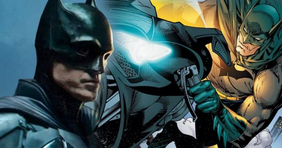 Watch the Batcycle Wipe Out in The Batman Set Accident Video