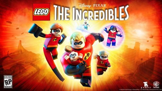 Suit Up with the LEGO The Incredibles Gameplay Trailer