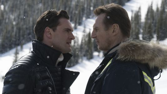 Liam Neeson is Looking for Revenge in the Cold Pursuit Trailer