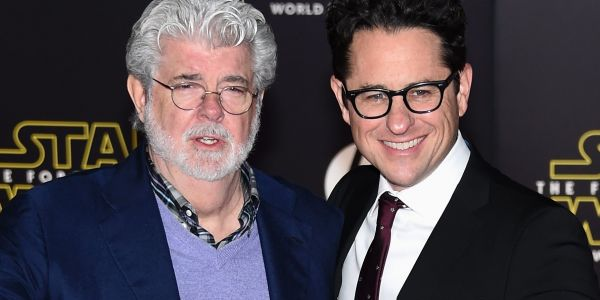 Star Wars 9: JJ Abrams Met With George Lucas Before Writing Script