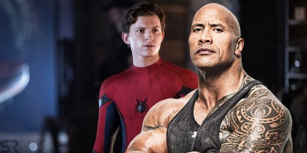 Tom Holland & The Rock Really Want To Work Together | Screen Rant