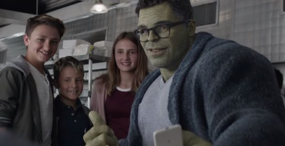 Mark Ruffalo Calls Out Endgame Cast For Breaking 'No Phones' Rule