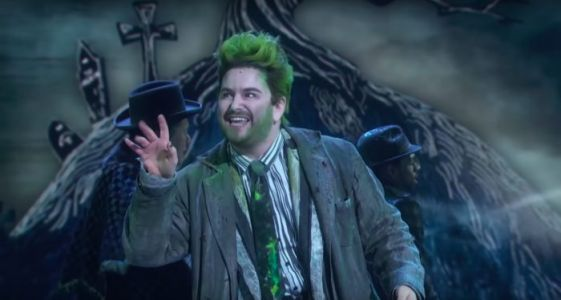 Watch: The 'Beetlejuice' Musical Cast Sings You a Medley About Death at the Tony's