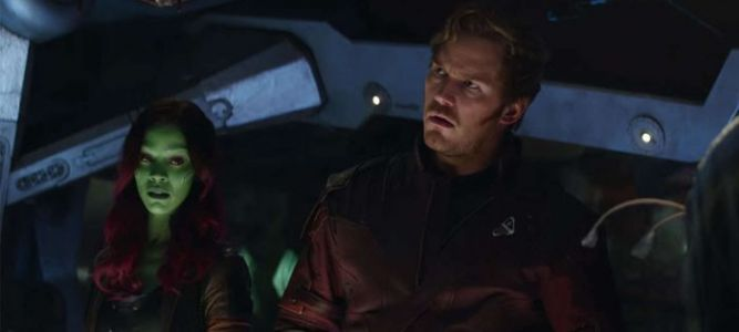 'Avengers: Infinity War' Deleted Scene Joins the Fans in Blaming Star-Lord