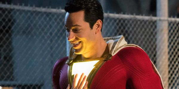 Get Your Best Look Yet at Zachary Levi's Shazam! Costume