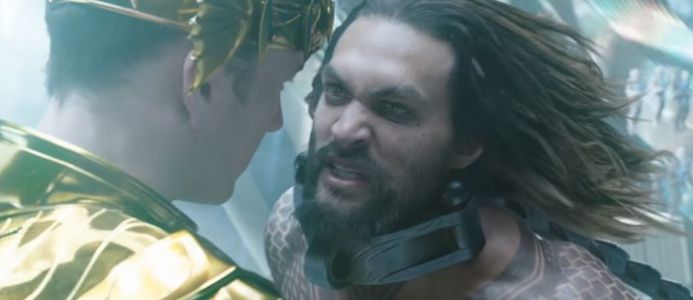 One More 'Aquaman' Trailer Pushes the Comic Book Action Spectacle
