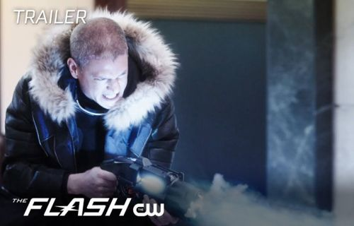 Watch the Promo for Wentworth Miller's Final Episode of The Flash!