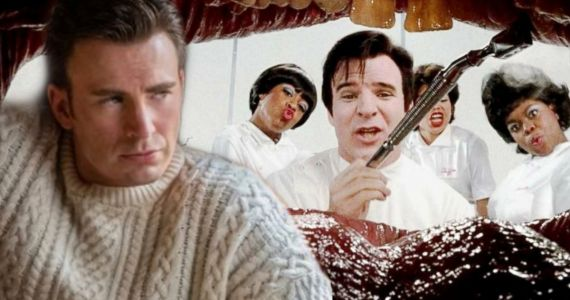 Little Shop of Horrors Remake Wants Chris Evans as the Sadistic Dentist