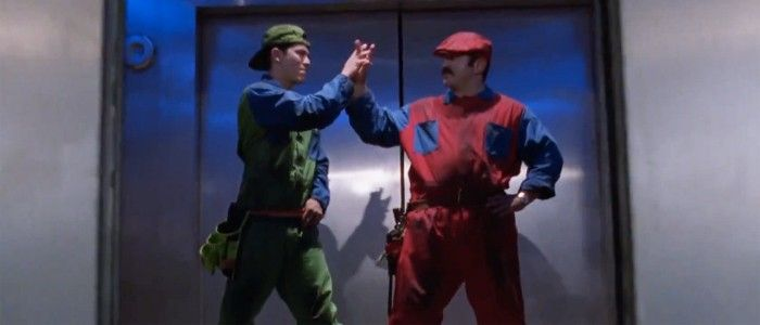 A Never Before Seen 'Super Mario Bros.' Movie Deleted Scene Has Surfaced