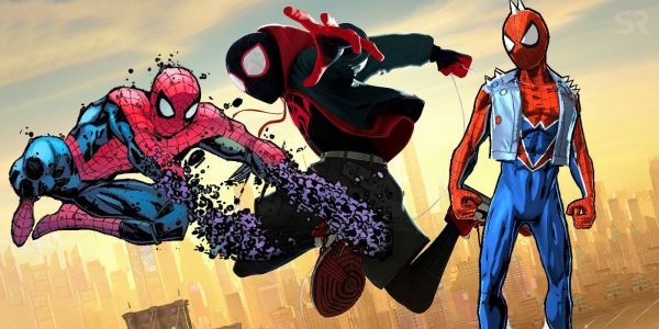 10 Best Spider-Men NOT In The Spider-Verse Movie