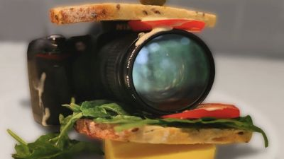 The Butter Slider and Other Ridiculous Cheap Camera Hacks