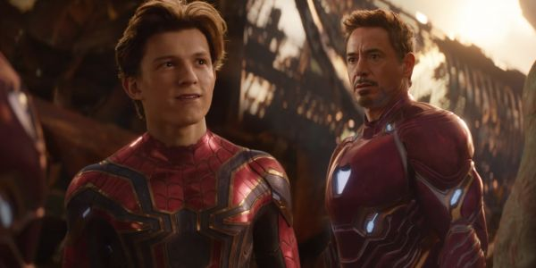 RDJ Shares BTS Look at Iron Man's Emotional Endgame Reunion With Spider-Man