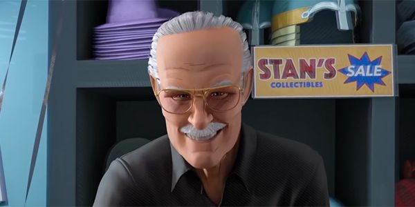 Spider-Man: Into The Spider-Verse Director Reveals Stan Lee's Cut Lines