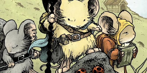 Disney Drops Fox's Mouse Guard Movie, May Land at Another Studio